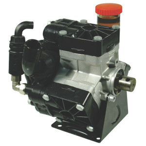 Annovi Reverberi AR 135 bp SP BlueFlex - 16266AR | 60 °C | 128 l/min | 20 bar | 6,8 Hp | 35mm cilindrische as | 550 Rpm | 550 omw./min. | BlueFlex | 304 mm | 306 mm | 293 mm | universal Inch