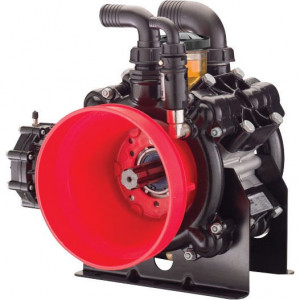 Annovi Reverberi AR 160 bp AP C/C BlueFlex - 16268AR | 60 °C | 166 l/min | 20 bar | 5,5 kW | 7,48 Hp | 550 Rpm | 550 omw./min. | BlueFlex | 344 mm | 382 mm | 422 mm | 2x 1 3/8 Inch