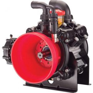 Annovi Reverberi AR 185 bp AP C/C BlueFlex - 16269AR | 60 °C | 180 l/min | 20 bar | 6,1 kW | 8,3 Hp | 550 Rpm | 550 omw./min. | BlueFlex | 316 mm | 382 mm | 435 mm | 2x 1 3/8 Inch