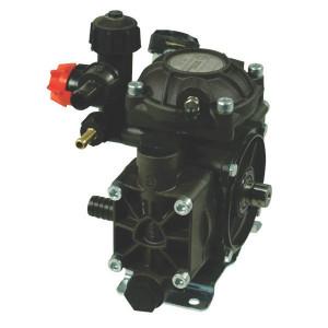 Annovi Reverberi AR 202 SP VRI BlueFlex - 16279AR | 60 °C | 23 l/min | 20 bar | 0,5 kW | 0,68 Hp | Universal | 8 / 15 mm | 650 Rpm | 650 omw./min. | BlueFlex | 198 mm | 222 mm | 220 mm | universal Inch
