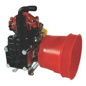 "Annovi Reverberi AR 30 AP C/SP SGC BlueFlex - 16283AR | Lange levensduur | 60 °C | 36 l/min | 40 bar | 2,4 kW | 3,26 Hp | 2 memrbanen | 1 3/8"" (6) | 550 Rpm | 550 omw./min. | BlueFlex | 244 mm | 252 mm | 319 mm | 1 3/8 Inch"