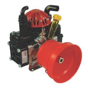 "Annovi Reverberi AR 50 AP C/SP SGC BlueFlex - 16285AR | Lange levensduur | 60 °C | 52 l/min | 40 bar | 3,7 kW | 4,96 Hp | 2 memrbanen | 1 3/8"" (6) | 550 Rpm | 550 omw./min. | BlueFlex | 288 mm | 302 mm | 342 mm | 1 3/8 Inch | 17,5 kg"