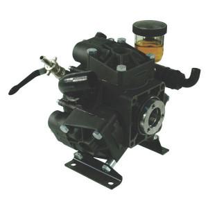 Annovi Reverberi AR 503 SP SGC BlueFlex - 16289AR | Lange levensduur | 60 °C | 55 l/min | 40 bar | 3,9 kW | 5,3 Hp | Universal | G 3/4 Inch | 550 Rpm | 550 omw./min. | BlueFlex | 257 mm | 275 mm | 313 mm | universal Inch
