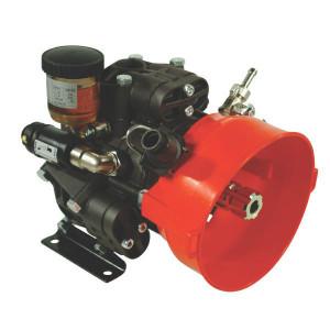Annovi Reverberi AR 503 AP C/SP SGC BlueFlex - 16290AR | Lange levensduur | 60 °C | 55 l/min | 40 bar | 3,9 kW | 5,3 Hp | G 3/4 Inch | 550 Rpm | 550 omw./min. | BlueFlex | 305 mm | 275 mm | 313 mm | 1 3/8 Inch