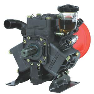 Annovi Reverberi AR 813 AP C/C SGC BlueFlex - 16293AR | Lange levensduur | 60 °C | 81 l/min | 50 bar | 7,4 kW | G 3/4 Inch | 550 Rpm | 550 omw./min. | BlueFlex | 372 mm | 360 mm | 335 mm | 2x 1 3/8 Inch