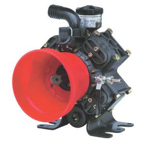 Annovi Reverberi AR 1064 AP C/C SGC BlueFlex - 16296AR | Lange levensduur | 60 °C | 105 l/min | 50 bar | 9,8 kW | 13,32 Hp | G 3/4 Inch | 550 Rpm | 550 omw./min. | BlueFlex | 337 mm | 421 mm | 381 mm | 2x 1 3/8 Inch