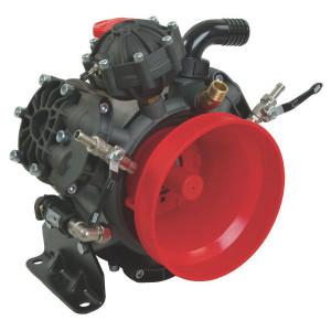 Annovi Reverberi AR BHA 150 AP C/C SGC BlueFlex - 16302AR | Lange levensduur | 60 °C | 142,3 l/min | 50 bar | 12,8 kW | 17,4 Hp | G 3/4 Inch | 550 Rpm | 550 omw./min. | BlueFlex | 350 mm | 397 mm | 417 mm | 2x 1 3/8 Inch