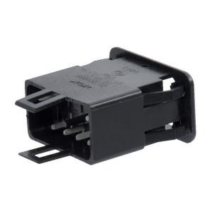 Cobo Wipschakelaar 21x37mm - 16716103 | Wipschakelaar voor inbouw | 12/24 V | 10/8 A | IP69 IP
