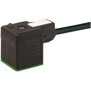 Stekker 18mm,1,5mtr kabel - 18001MSUDA6160150 | 1500 mm | 3 x 0,75 mm² mm²