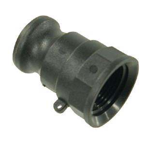 "Arag V-deel 1 1/4"" Bi PP - 18105A | Hoog gebruiksgemak | Polypropyleen | 1 1/4 Inch | 45,5 mm | 1 1/4 Inch"