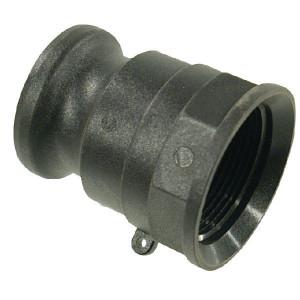 "Arag V-deel 1 1/2"" Bi PP - 18106A | Hoog gebruiksgemak | Polypropyleen | 1 1/2 Inch | 53,5 mm | 1 1/2 Inch"