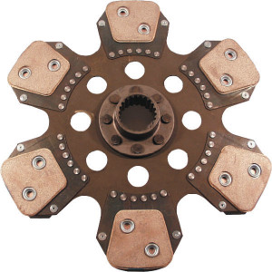 F&S Koppelingsschijf - 1864456001 | 360 mm | 41 x 45 mm | sinter
