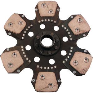 F&S Koppelingsschijf - 1864462001 | 350 mm | 41 x 45 mm | sinter