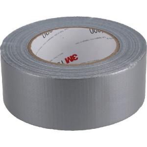 3M Economy Duct Tape 1900 zilver - 190050S | Textiel | Aluminium