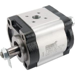 Gopart Hydrauliekpomp 8,2cc - 1986963C1N | 8,2 cc/omw | 250 bar p1 | 280 bar p2 | 300 bar p3 | 3500 Rpm omw./min. | 700 Rpm omw./min. | 100,7 mm | 100,7 mm | 40 mm | 35 mm