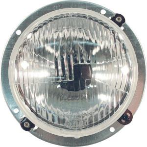 Hella Koplamp R2 - 1A3003370041 | 04326362 | dimgrootlicht | links / rechts | Opbouw / Inbouw | 136 mm | 180 mm | E1 14468 | 136 mm | E1 14468