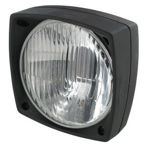 Hella Koplamp - 1A3996026121 | dimgrootposition licht | links / rechts | 12/24 V | R2/ T4W | Opbouw | 140 mm | 153 mm | 144 mm | E12 1001, E12 1002 | E12 1001/ E12 1002