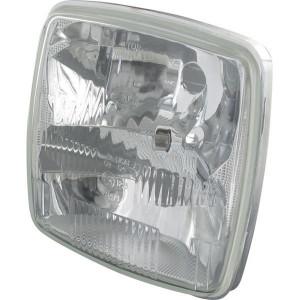 Hella Inzetstuk v. koplamp - 1EA990185021 | 12724 V | H7/H3/T4W | 120 x 120 mm | E4 9471 | E4 9471