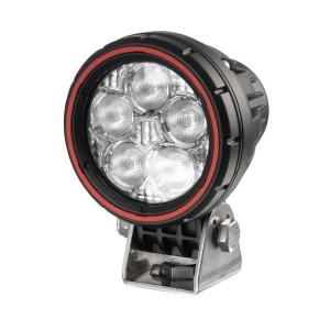 Hella Werklamp rond module 70 LED - 1G0996276071 | 800 lm | 10-36 V | Voorveldverlichting | Aanbouw staand / hangend | 2.000 mm