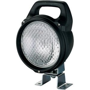 Hella Werklamp rond H3 - 1G4003470001 | 55/70 W | Aanbouw staand | 168 mm | 168 mm | 12/24 V | IP5K4K