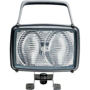 Hella Werklamp dubb. refl. - 1GA006991021 | 12/24 V | 55/70 W | 0,25 m | ADR/GGVS | 250 mm | 250 mm | 158 mm