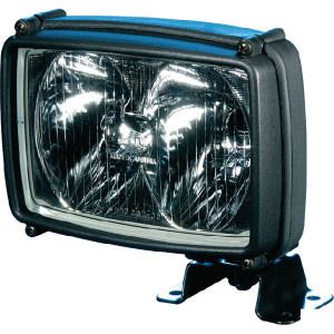 Hella Werklamp Double Beam - 1GA006991051 | 12/24 V | 55/70 W | 158 mm | 250 mm | ADR/GGVS | 0,25 m | 250 mm
