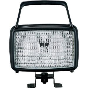 Werklamp Hella - 1GA006991081 | 12/24 V | 55/70 W | 0,25 m | ADR/GGVS | 250 mm | 250 mm | 158 mm