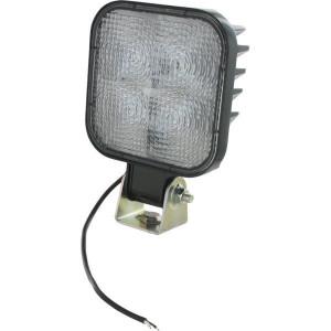 Hella Werklamp Apollo 1200 - 1GA011720041 | 1.200 lm | 12/24/9-->33 V | 22 W | 9-33 V | Voorveldverlichting | Aanbouw staand | 130 mm | 300 mm