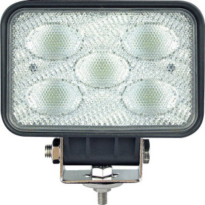 Hella Werklamp vlakke bundel - 1GA995193021 | 9-33 V | 7 W | Voorveldverlichting | Aanbouw staand | 2.000 mm | 12/24/9-->33 V | IP67/ IP6K9K | 500/ 550