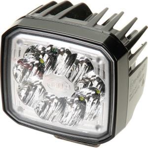 Hella Werklamp LED - 1GA995506031 | 9 LED's | 9-33 V | Verreikende verlichting | 100 mm | 115 mm | ADR/GGVS