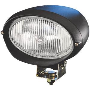 Hella Werklamp ovaal 100 H9 - 1GA996161391 | 65 W | Aanbouw staand | 2.000 mm | IP5K4K | 27/ 67 mm