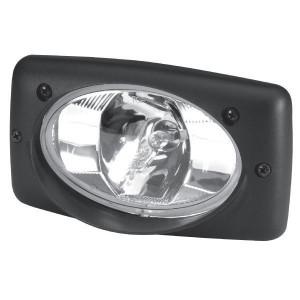 Hella Werklamp ovaal 100 H3 - 1GA996161671 | 55 W | Inbouw | IP5K4K | 120 mm