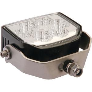 Hella Werklamp Power Beam 850 LED - 1GA996188011 | 850 lm | 12/24/9-->33 V | 18 W | 9-33 V | Voorveldverlichting | Aanbouw staand / hangend | Heavy Duty | DEUTSCH | ADR/GGVS | 100 x 80 mm | IP6K7/ IP6K9K