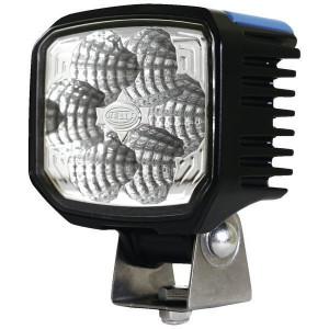 Hella Werklamp Power Beam 1000 LED - 1GA996188021 | 850 lm | 18 W | 9-33 V | Voorveldverlichting | Aanbouw staand / hangend | 100 x 80 mm | ADR/GGVS