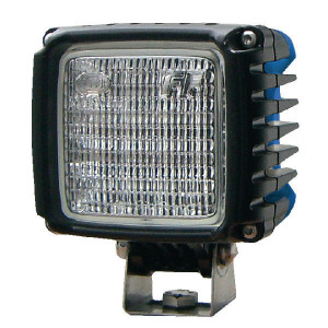 Hella Werklamp Power Beam 2200 LED - 1GA996189051 | 2.200 lm | 12/24/9-->33 V | 43 W | 9-33 V | Verreikende verlichting | Aanbouw staand / hangend | 2.000 mm | 83 x 83 mm | IP6K7/ IP6K9K