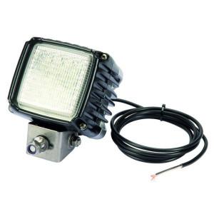 Hella Werklamp Power Beam 3000 LED - 1GA996192001 | 3.000 lm | 43 W | 9-33 V | Voorveldverlichting | Aanbouw staand | 2.000 mm | ADR/GGVS | 83 x 83 mm