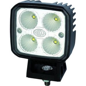 Hella LED-werklamp Q90 lichtstraal - 1GA996283001 | 1.200 lm | 25 W | 9-33 V | Voorveldverlichting | 12 ° | Aanbouw staand / hangend | 90/144 | 500 mm | E1/ECE-R10