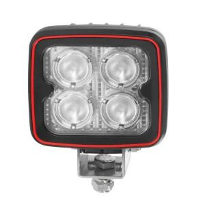 Hella Werklamp Power Beam - 1GA996288041 | 1.300 lm | 22/ 22 W | 12-24 V | Verreikende verlichting | Oranje | Aanbouw staand / hangend | ADR/GGVS