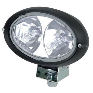 Hella Werklamp ovaal 100 H3 - 1GA996361011 | 70 W | 2.800 lm | Verreikende verlichting | Aanbouw staand / hangend | IP5K4K/ IPX9K