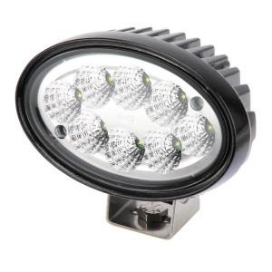 Hella Werklamp Ovaal 100LED - 1GA996661011 | 9-33 V | 25 W | 1.500 lm | Aanbouw staand / hangend | Deutsch | ADR/GGVS