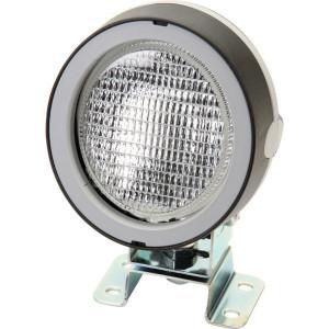 Hella Werklamp rond H3 - 1GM996134171 | 12/24 V | 55/70 W | Aanbouw staand / hangend | IP5K4K / IPX9K IP | 120 mm | IP5K4K/ IP5K9K/ IPX9K
