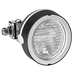 Hella Werklamp rond H3 - 1GM996134271 | 12/24 V | 55/70 W | IP5K4K / IPX9K IP | 120 mm | IP5K4K/ IP5K9K/ IPX9K