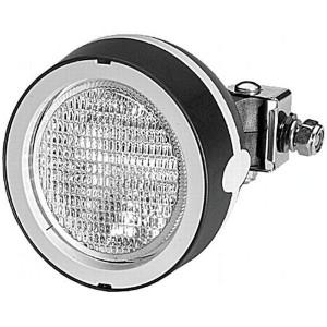 Hella Werklamp rond H3 - 1GM996134371 | 12/24 V | 55/70 W | rechts | IP5K4K / IPX9K IP | 120 mm | IP5K4K/ IP5K9K/ IPX9K