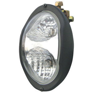 Werklamp ovaal Hella - 1GN996361461 | 110 W | 2.800 lm | 430 mm | 0,43 m | IP5K9K/ IP6K9K/ IPX9K
