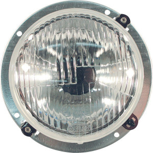 Hella Koplamp - 1LL010820077 | dimgrootlicht | links / rechts | Inbouw | 90 mm