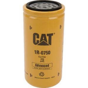 Brandstoffilter Caterpillar - 1R0750