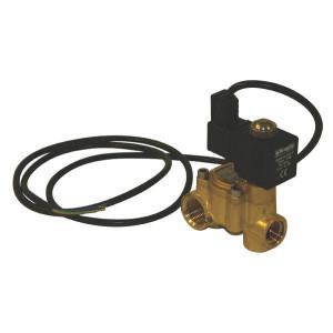 Braglia Magneetventiel + snoer, 40 bar - 20019151 | 104 mm | 3/4'' F (LH) mm | 51,5 mm | 127 mm | 1/2'' F Inch BSP | DIN 43650 A IP 67 | 1,3 kg