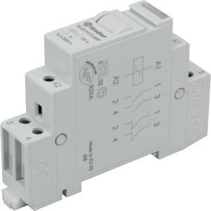 Finder Impulsrelais 2M 16A 12VDC - 202290124000