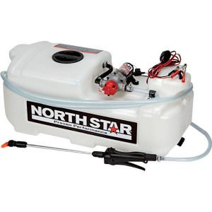 North Star Spuit compl., 30 l, NorthStar - 20772051   2.75 bar   30 l   4,54 kg   33,02 cm   57,15 cm   10.5 Inch   26.67 cm   13 Inch   22.5 Inch  12 Volt   4 Ampere
