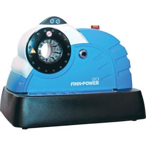 Finn Power Slangpers >2009 - 20MS | 157 kg | RAL 5012 blauw | 3 kW 220/400V